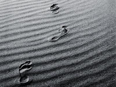 black and white wallpaper sand dunes