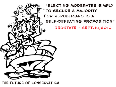 The end of moderate republicans