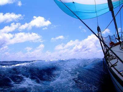sailing, ocean,blue
