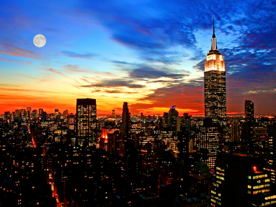 american city skylines