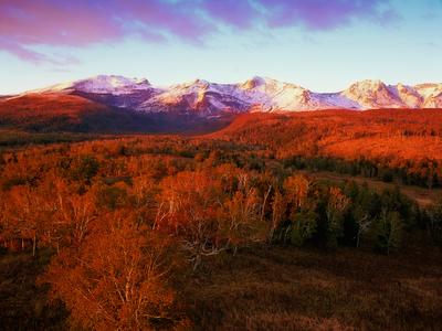 autumn mountains