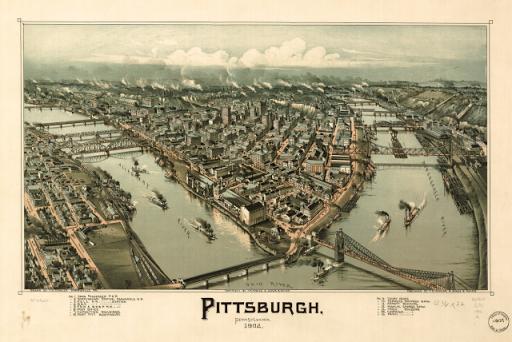 Pittsburgh, Pennsylvania, 1902