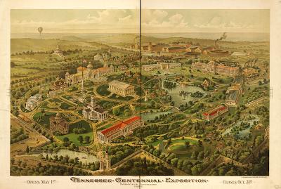 Tennessee Centennial Exposition, Nashville, Tennessee, 1897