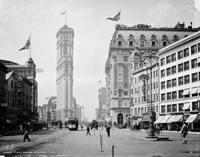 Times Square, New York, N.Y. 1908